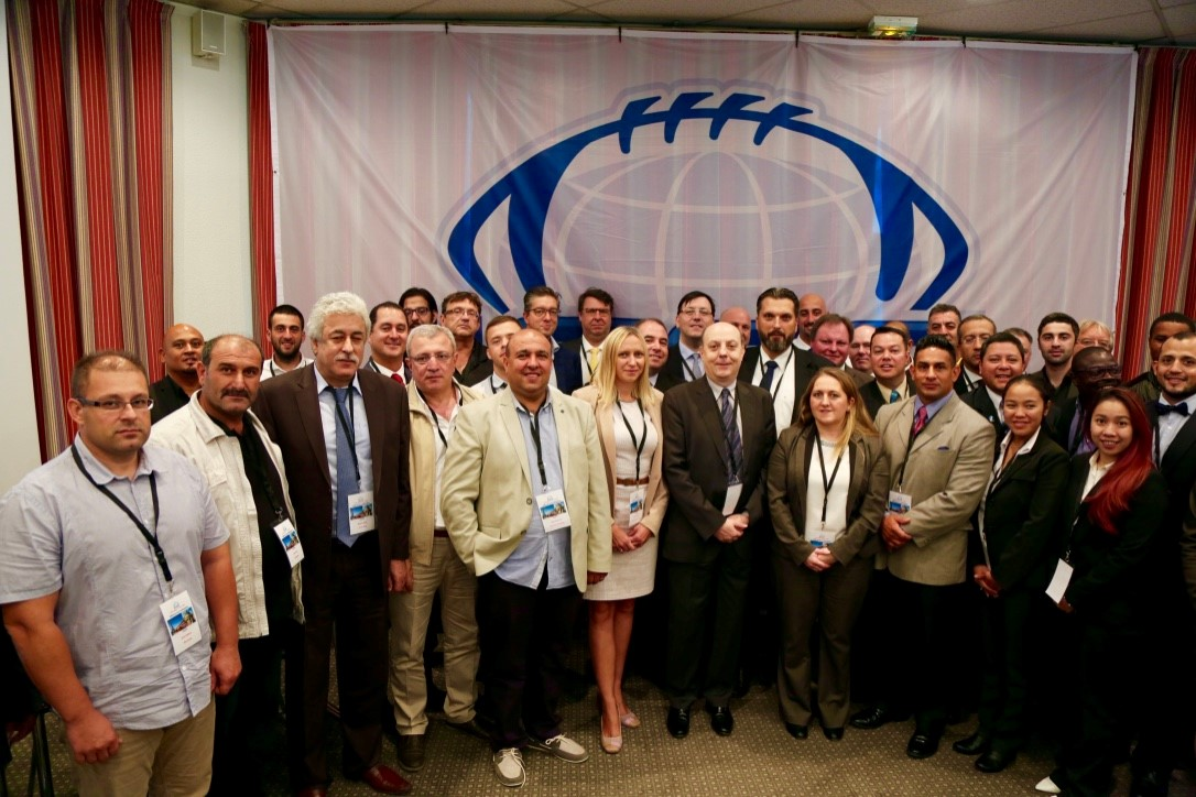 IFAF Congress Paris 2016 (c) IFAF